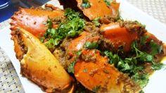 Crab Curry / Chimbori Masala / Kurlya Masala / Khekda Masala   NamakShamak.com