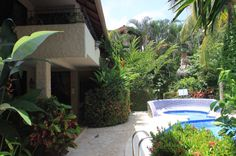 Poolside Rooms Hotel Costa Coral, Tambor, Costa Rica #fun #vacation #family