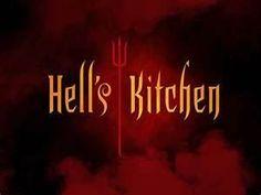 Hell's Kitchen!!!!!