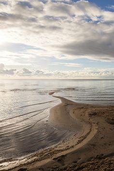Lake Peipus #Travel #Estonia
