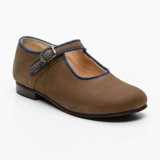 classic leather shoes for girls and bridesmaids - classic shoes Uncle Edward, babies, ballerinas, moccasins, boots, high quality derbies for children