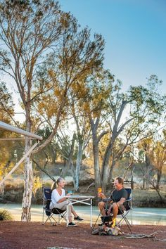 9 great camping spots you've probably never considered visiting in Queensland, Australia. There's an additional list of galloping spots too.