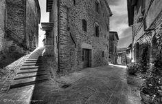Scorcio di Torre del Colle - Frazione del comune di Bevagna (PG) Umbria, Italy