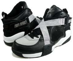 Yes please > Nike Air Raid > Used to rock them back in the days