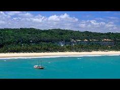 PLACES TO VISIT IN BRAZIL: Natal, Genipabu & Pipa (City, Beaches & Sports) 720p HD