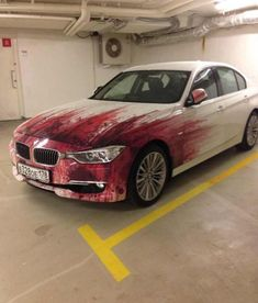 blood car wrap - Google Search