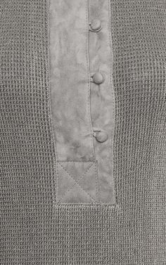 Pavement Henley T-Shirt with Placket Detail. Alexander Wang Spring 2015 Ready–to–Wear. #SS15 #NYFW
