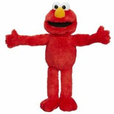 Top #Christmas Toy: Sesame Street Big Hugs #Elmo