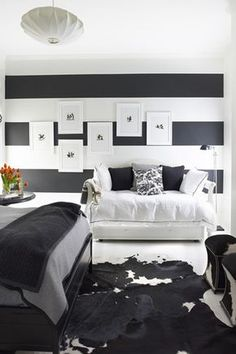 Black & White Bedroom - Decorating Ideas to Steal from 11 of San Francisco's Top Designers - Photos