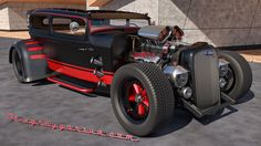 Custom Street Rods | Creative Commons Attribution-Noncommercial-No Derivative Works 3.0 ...