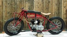 """Indian Scout 1924 """"Wall of Death"""""""
