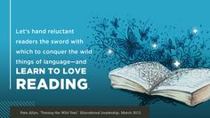 """Pam Allyn, """"Taming the Wild Text,"""" Educational Leadership, March 2012"""