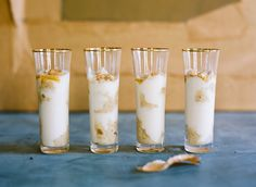 yogurt parfait    food styling alison leuker // photo by ali harper