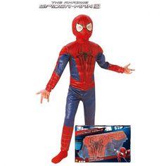 #Disfraz #ASM2 DLX Musuculo en caja infantil. ideal para fiestas o realizar un bonito regalo. Mercadisfraces tu #tienda de #disfraces #online