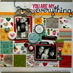 You are my everything *Bella Blvd* by Nicole Nowosad @Two Peas in a Bucket