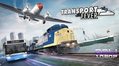 Transport Fever Tutorials Transport Fever is a railroad-focused tycoon game. Players start in 1850 and build up a thriving transport company. As an emerging transport tycoon, the player constructs stations, airports, harbors and makes money by connecting