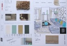Pagina 1 | Inspiration Tour Interior Design Boards, Week 5, Gallery Wall, 1, Floor Plans, Interiors, Flooring, How To Plan, History