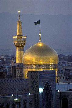 Mashad, Iran - Explore the World with Travel Nerd Nici, one Country at a Time. https://shahenajafny.wordpress.com/shah_e_najaf_ny/