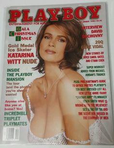 Playboy kati nackt witt Nackt im