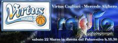 VIRTUS CAGLIARI - MERCEDE ALGHERO  22/03/2014