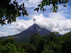 Arenal Volcano ~ Costa Rica