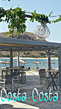 Costa Costa Beach Bar #Lemnos #Limnos #Λημνος #Лемнос #Θανος #Thanos Beach #visitlemnos #visitgreece #welovesummer #beachvibes