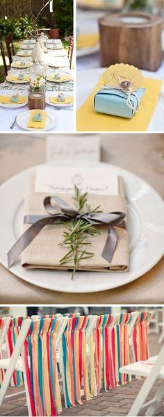 Organizar tu boda el banquete mesas de invitados