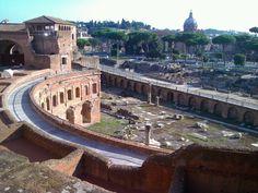 Mercati di Traiano - Museo dei Fori Imperiali nel Roma, Lazio