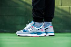 New Balance M530GBP 90's Running - Micro Chip/Blue - Sneaker Politics