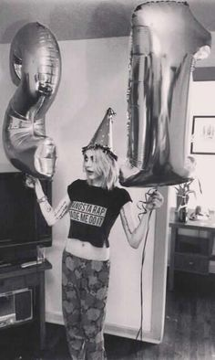 Happy (belated) birthday frances bean cobain