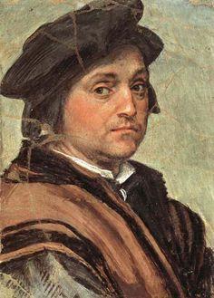 Self-Portrait, Andrea del Sarto