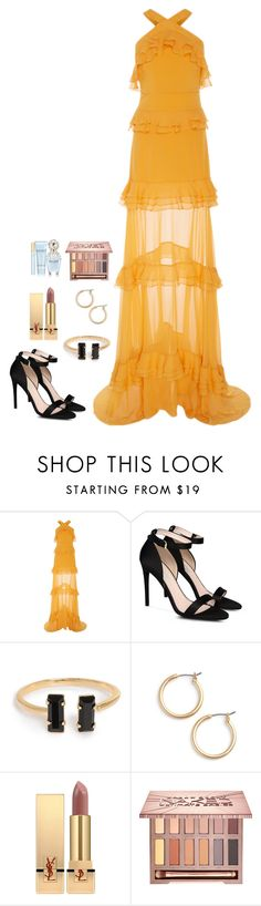 """""""Untitled #938"""" by h1234l on Polyvore featuring Prabal Gurung, STELLA McCARTNEY, Nordstrom, Yves Saint Laurent, Urban Decay and Marc Jacobs"""