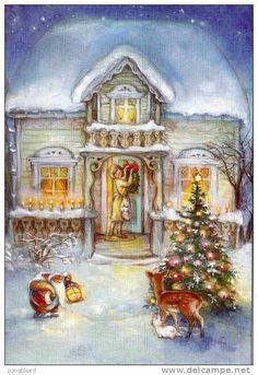 Decorando la casa - *Lisi Martin Navidad*