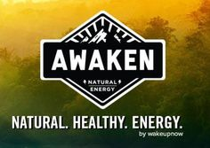 Supplement Facts for  Awaken Thunder-WakeUpNow