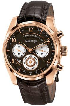 Eberhard & Co  Chrono 120ème Anniversary  $26,610.00