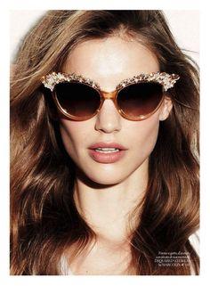 """Über Fashion Marketing: Os óculos de sol mais poderosos do momento em """"Look at me"""""""