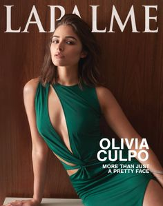 Olivia Culpo is more than just a pretty face -- the 2012 Miss Universe has plans to open a restaurant near her hometown in Rhode Island, she reveals in the September 2016 issue of   LaPalme. She also discusses her humanitarian efforts and her work wit the NFL Women's collection.
