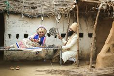 Gagan & Harnav Bir - Khalsa Wedding in Punjab, India Sikh Wedding, Wedding Shoot, Wedding Couples, Cute Couples, Indian Wedding Photography, Couple Photography, Anand Karaj, Marriage Pictures