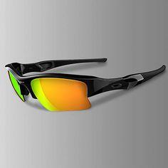 oakley flak jacket xlj polished  rewards for good: merchandise: sport: oakley flak jacket xlj sunglasses polished black