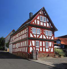 Foto Vonhausen Fachwerkhaus