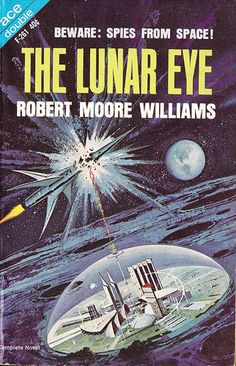 Incredible Vintage SF pulp and paperback art | Flickr - Photo Sharing!