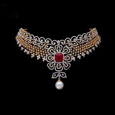 Diamond Necklaces / Chokers - Diamond Jewelry Diamond Necklaces / Chokers at USD Diamond Choker Necklace, Gold Bangle Bracelet, Bracelets, Choker Necklaces, Statement Necklaces, Gold Bangles, Earrings, Gold Jewelry, Diamond Jewelry