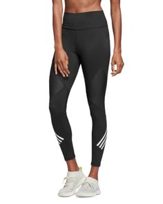 adidas Believe This High-Rise Training Leggings Breathable mesh targets ventilation where you need it most, bringing cool comfort to these adidas leggings. The high rise keeps you covered as you bend and stretch. Leggings Sale, Cheap Leggings, Striped Leggings, Black Leggings, Adidas Workout Clothes, Baby Clothes Shops, Trendy Plus Size, Latest Fashion For Women, Adidas Women