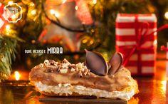 Éclaires de Natal: Mirra / Christmas Éclair : Myrrh
