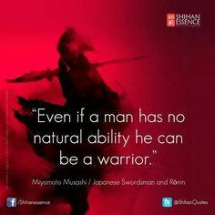 Miyamoto Musashi #McDojo www.Facebook.com/McDojoLife