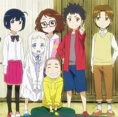 Image about cute in Anohana 🌸 by ~ Mira ~ ♥️ on We Heart It