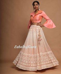 Choli Blouse Design, Sari Blouse Designs, Choli Designs, Fancy Blouse Designs, Indian Gowns Dresses, Indian Fashion Dresses, Skirt Fashion, Pakistani Dresses, Women's Fashion