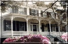 The French House Bed and Breakfast Wilmington North Carolina