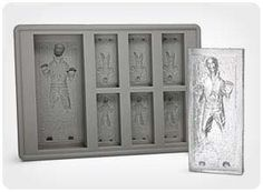 carbonite ice cube tray