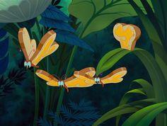 *BREAD & BUTTERFLIES ~ Alice in Wonderland, 1951
